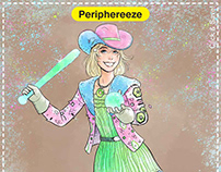 Periphereeze Card