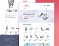 DE-BORENO – Products for Children and Newborns Shop
