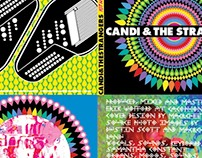 Candi & The Strangers album artwork