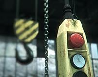 Industrial Series 2 - Crane control