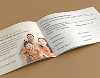 Impacting Generations | Brochure Design