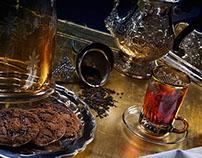 Golestan tea