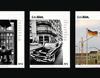 Fotohist — revista de fotografía
