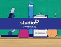 studioD Content Lab