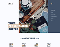 Coffee Revo / Thanh Truc