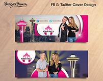 My Social Media Cover Designing