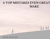 Top Mistakes Even Great Leaders Make