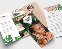 Tropical Chic Jewelry Brochure