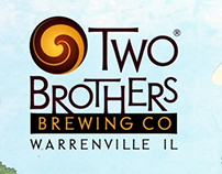 TV Spot : Two Brothers Brewing Company