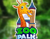 Zoo Palic Mascot Logo