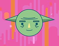 Star Wars Short Animations