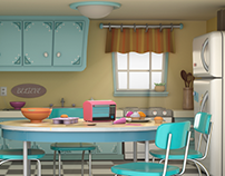 Mia's Kitchen