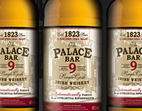 The Palace Bar - Irish Whiskey