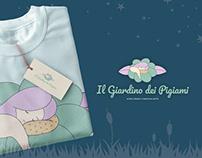 LOGO DESIGN | Il giardino dei pigiami