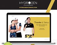 HYDROGEN Luxury Sportswear HYDROGENTENNIS.COM