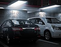 Illustration Nissan