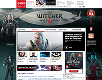 IGN Homepage Advertising Banners