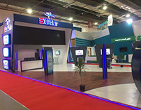 Excel System Booth Cairo ICT 2018