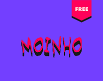 Moinho | Free Font