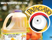 Jugos PAPAGAYO by FMC