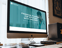 Physician Family Financial Advisors Brand and Website