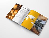 Marketing kit for «Tigra Trip» (2015)