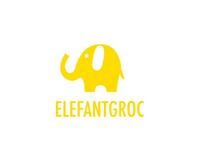Elefant Groc