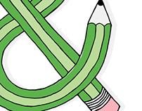 Green Pencil &