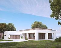 Projekt domu Jadeit