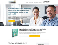 Sherpa - WordPress website with Genesis Framework
