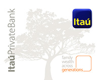 Web site FWAG Itaú Private Bank