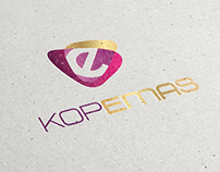 Kopemas Logo Design