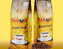 Coffee Packaging Sabor das Matas