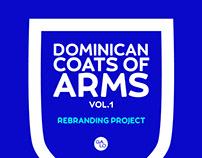 Dominican Coats Of Arms, Vol. 1