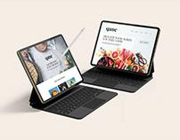 Tablet Pro - Screen Device Mockup