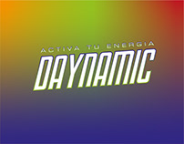 DAYNAMIC - Energetic Drink