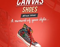 Shoes Poster Design
