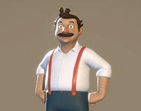 Mustache (Bigode)