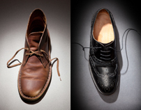 Shoe Portraits