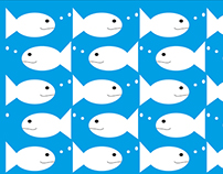 Simple Fish Patterns