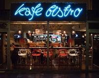 Kafe Bistro - interior design