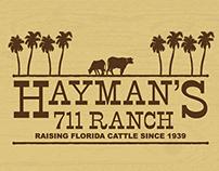 Hayman's Ranch logo