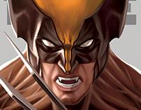 Wolverine Selfie