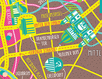 A Map of Berlin