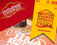 Arquitectura de marca para productores de chorizo