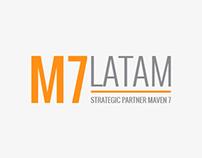 M7 Latam - Branding y Aplicaciones