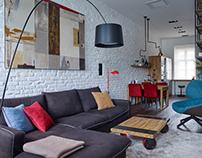 Studio Arkiteker // Lakeshore Loft