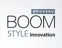 BOOM - Style Inovation