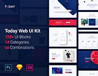 Today - Web UI Kit