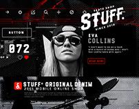 Stuff. Skate Shop